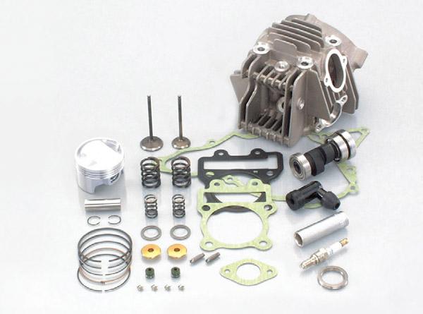 キタコ KSR110/KLX110 ULTRA-SE 4バルブボアアップKIT (143cc) キタコ